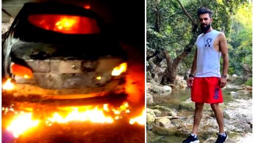 محمد زادة من سكان القدس قتل طعنا وأحرق حتى الموت