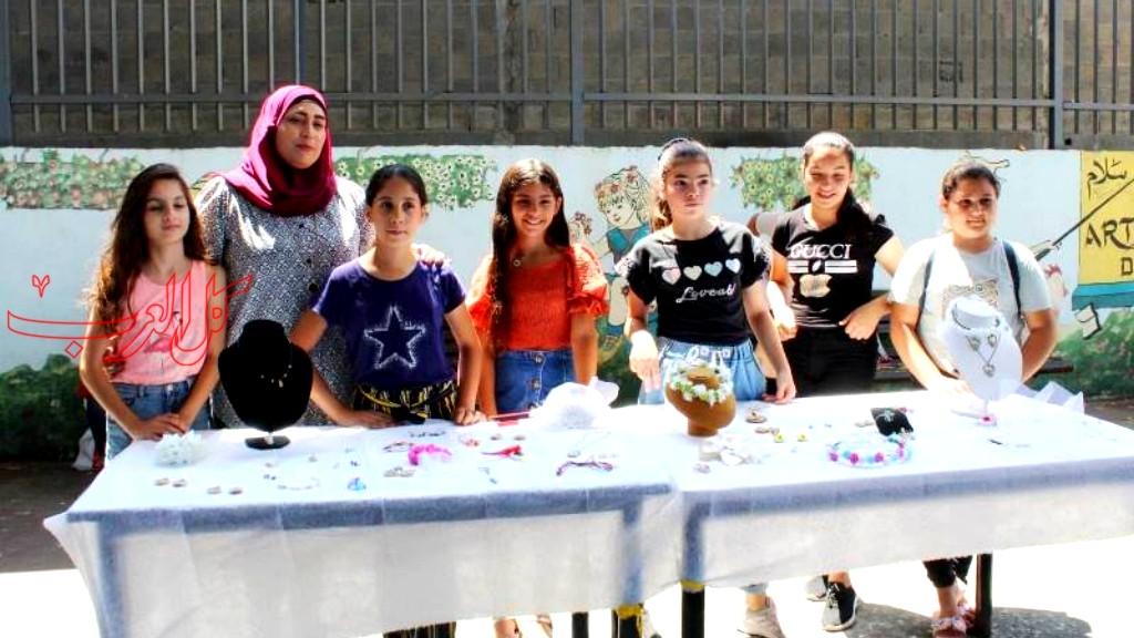 مجد الكروم: احتفال لطلاب مشروع تحديات