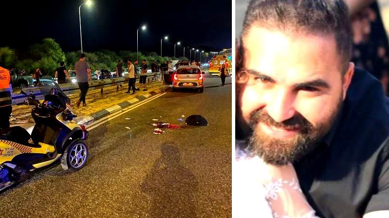 مصرع ثائر عبد الله من كسرى بحادث طرق