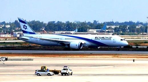 أول رحلة طيران سياحية تنطلق من اسرائيل إلى المغرب