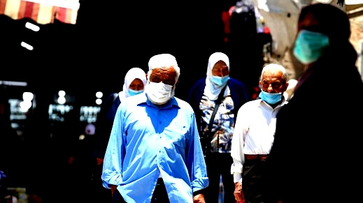 66 إصابة جديدة بفيروس كورونا في القدس