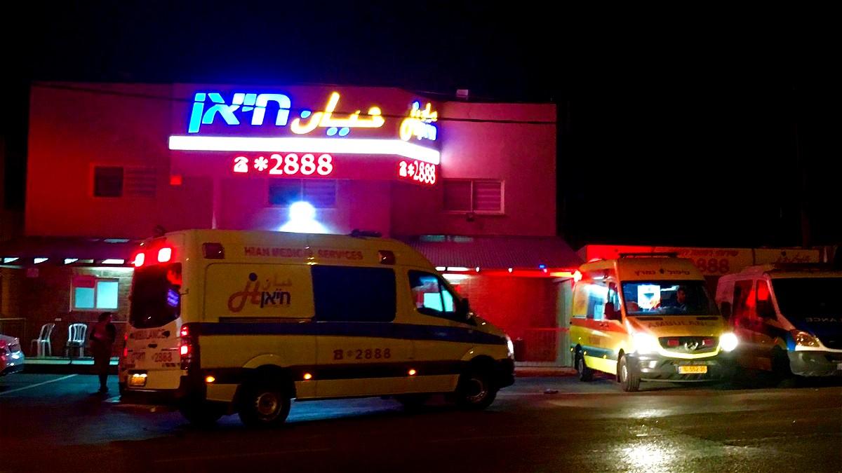 الجديدة: اصابة شابين احدهما بجراح خطيرة اثر اطلاق نار