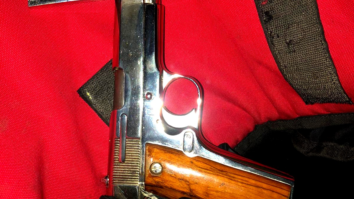اعتقال 4 مشتبهين من كفرياسيف بحيازة الأسلحة