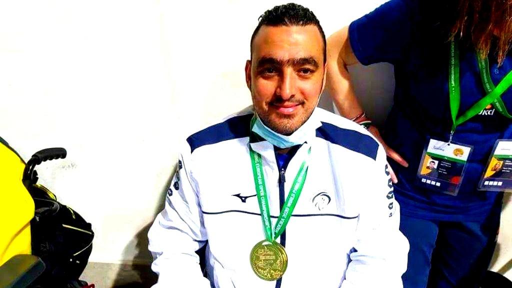 فخر لمجتمعنا  السباح الشفاعمري شلبي يحصد الذهبية
