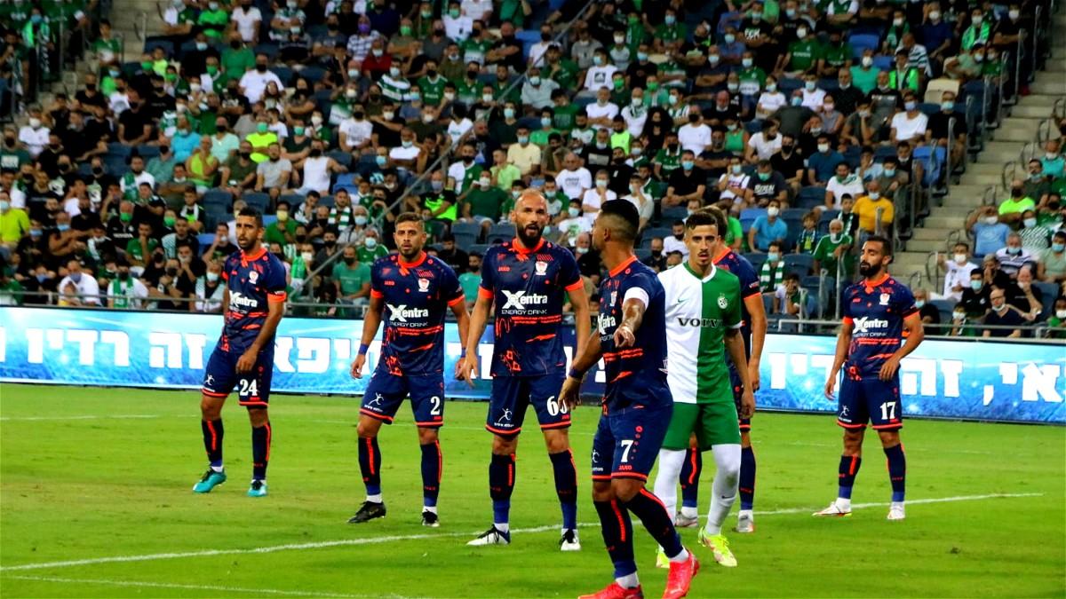 خسارة قاسية لاتحاد سخنين امام مكابي حيفا 2-1