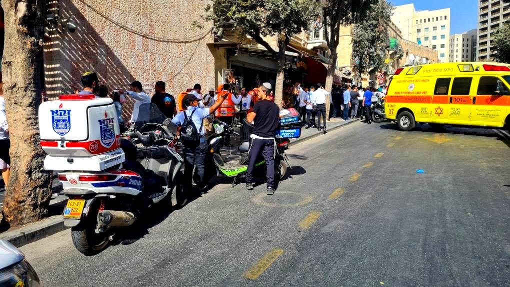 القدس: اصابتان في عملية طعن