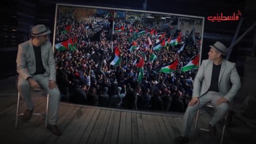 الوفاء تغني فلسطيني الداخل