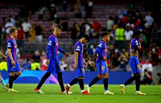 بايرن ميونخ يكتسح برشلونة