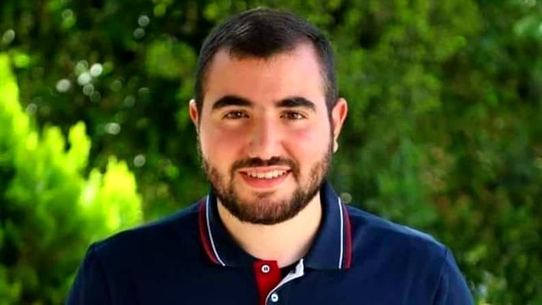 اعتقال الطالب الجامعي جعفر عزيز كايد