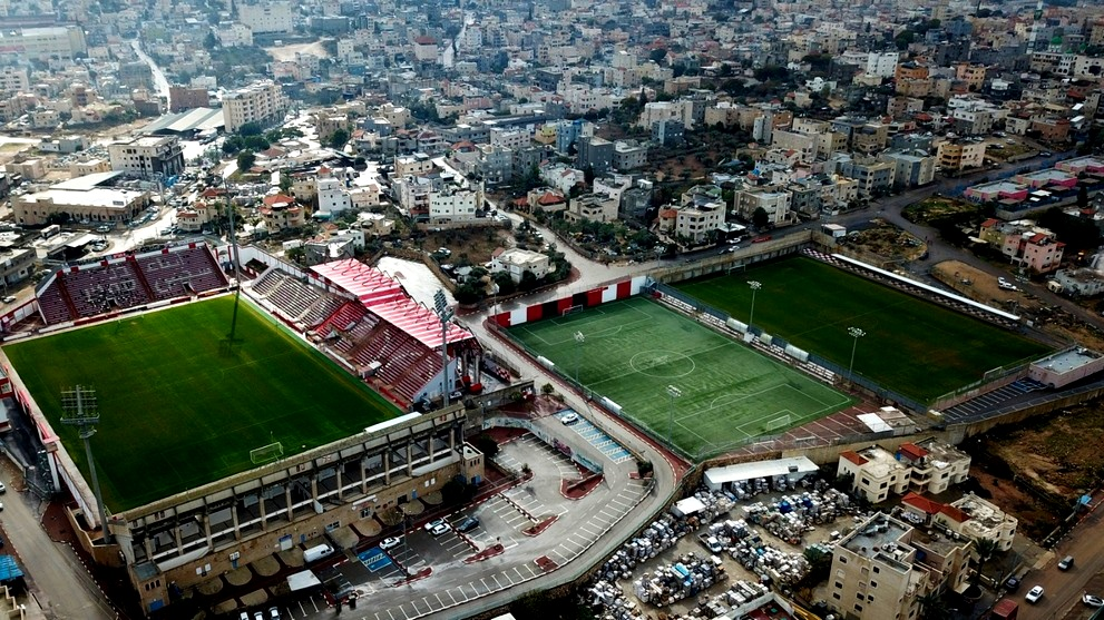 امر بإغلاق ملعب الدوحة في سخنين