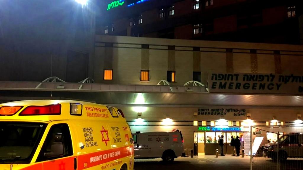 النقب: اصابات بحادث طرق على شارع 40
