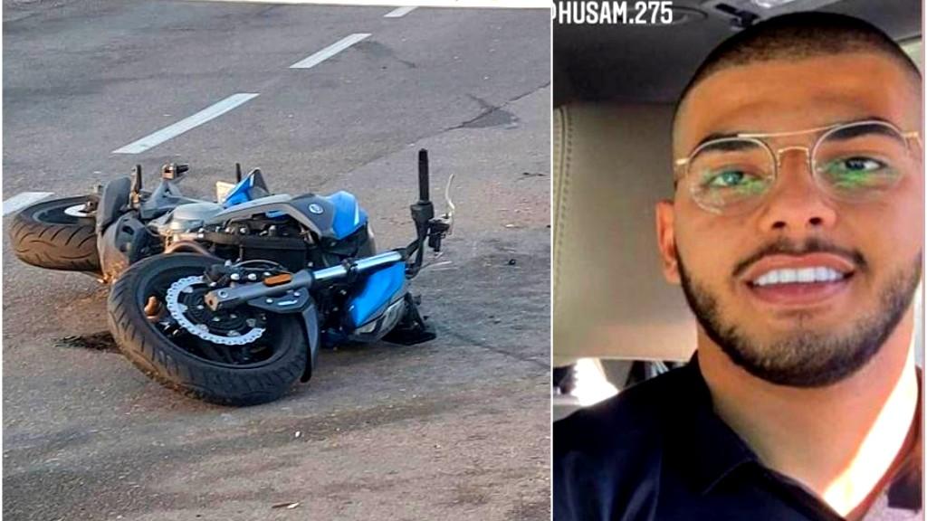 عكا: مصرع الشاب حسام نداف بحادث