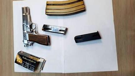 اتّهام زوجين من زيمر بحيازة سلاح