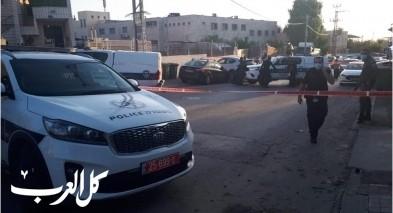 شلال الدم مستمر  اصابة حرجة بإطلاق نار في كفرقاسم