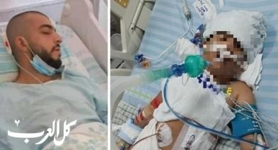 زياد الزعيم: ابني وحفيدي يرقدان بالمستشفى بحالة صحية خطيرة بعد تعرضهم لاطلاق نار وفقدنا الأمن والأمان