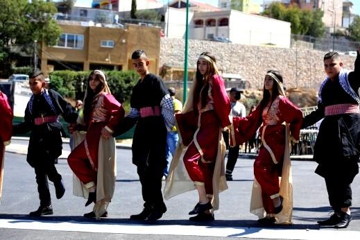 بيت جن تتزيّن بمهرجان