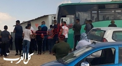 فاجعة في النقب| مصرع الطفل خالد أبو سبيلة (4 سنوات) من أبو تلول دهسًا من قبل حافلة نقل طلاب