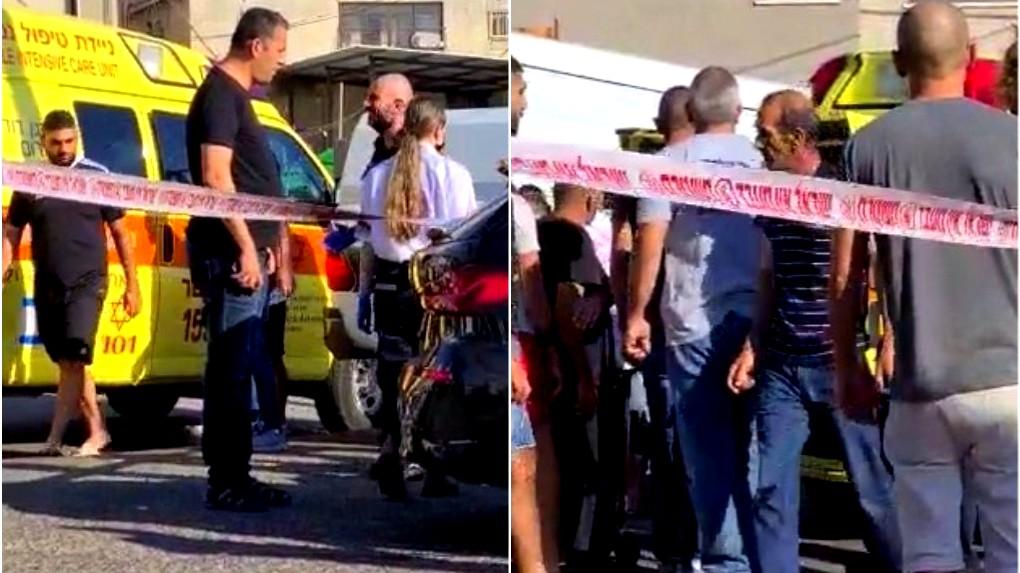 إصابة شابة من ساجور إثر إطلاق رصاص