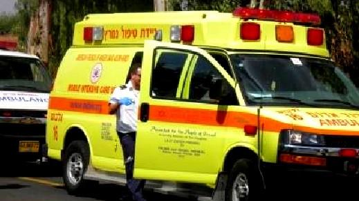 إصابة شاب جراء انزلاق دراجة على شارع اكسال- الناصرة