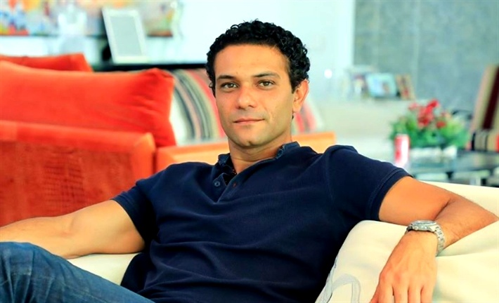 آسر ياسين في مسلسل