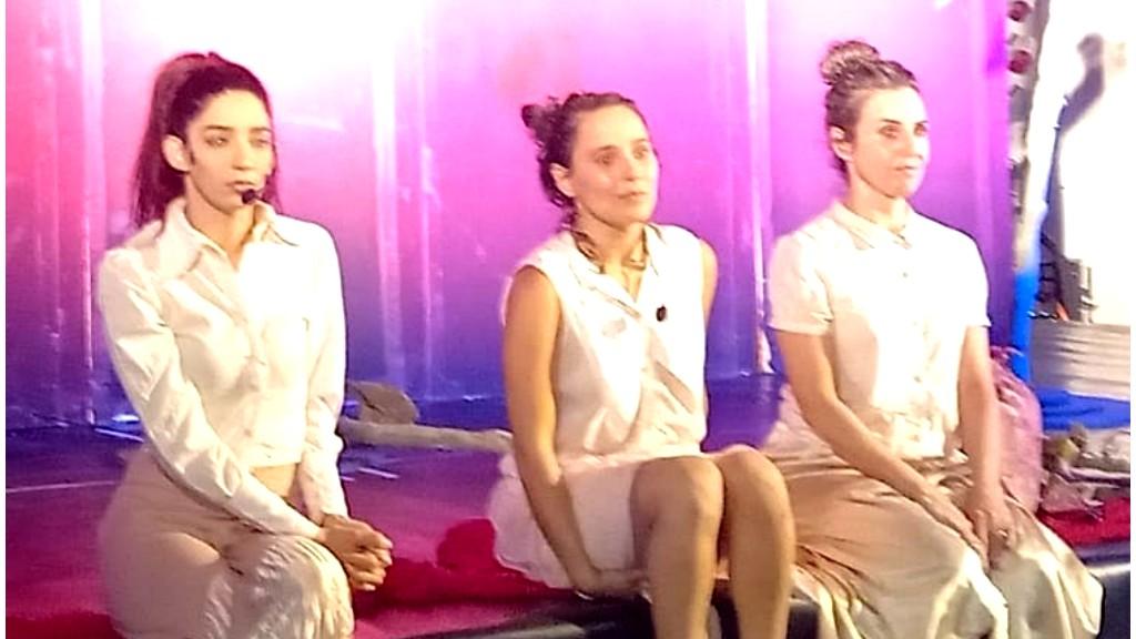 ترشيحا تحتضن عرضًا مسرحيًا حول العنف ضد النساء