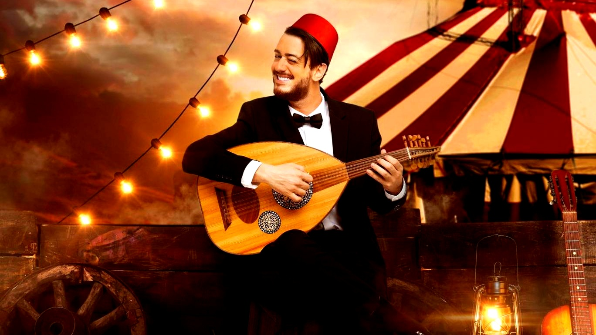 حملة على تويتر لطرد المغربي سعد لمجرد من مصر