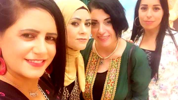 سليمة حامد تشارك في أمسية ثقافية