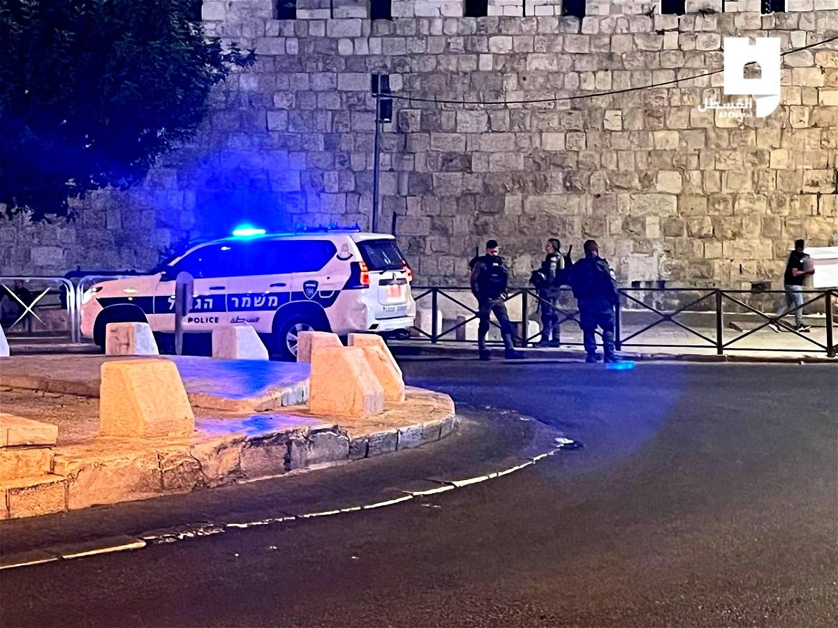 القدس: تجدد المواجهات بين