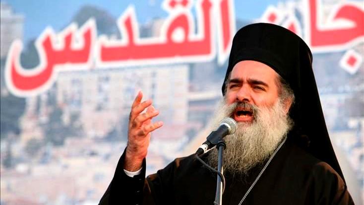 حنا: نرفض مخطط الاحتلال بفصل القدس عن بيت لحم