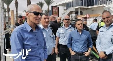 الوزير بار-ليف لكل العرب: مهمتنا إعادة الأمن لكل مكان في إسرائيل