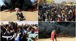 السودان| احتجاجات تطالب بالحكم المدني