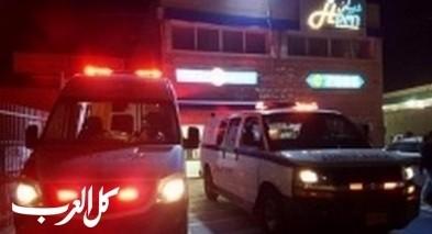 اصابة شخصين بحادثتي اطلاق رصاص منفصلتين في جديدة المكر - أحدهما بحالة حرجة