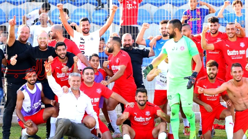 كأس الدولة  فوز الأخوة كفرمندا على أشدود