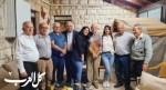 الناصرة: تكريم الجبهوي العريق عبد الرحمن الشيخ صالح سليمان