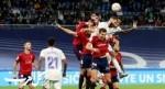 التعادل السلبي يحسم مباراة ريال مدريد وأساسونا