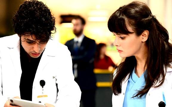 الطبيب المعجزة الحلقة 61