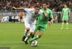 الجزائر X انجلترا