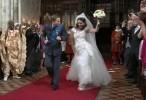 زفاف الأمير ويليام والأميرة كيت على التقاليد العربية