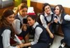 مشاهدة بنات الثانوية الحلقة 18 الثامنة عشرة اونلاين