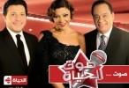 مشاهدة برنامج صوت الحياة الحلقة 14 الرابعة عشرة ما قبل الاخيرة كاملة اون لاين مباشرة بدون تحميل على العرب