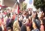 مشاهدة فيديو إمرأة بمليون رجل - مظاهرات مصر 30 - 2013 اون لاين مباشرة كاملة على العرب بدون تحميل