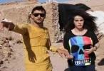 مشاهدة برنامج رامز عنخ امون الحلقة 23 الثانية والعشرون مع دنيا مصطفى  كاملة اون لاين مباشرة رمضان 2013 بدون تحميل