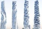 مشاهدة بناية دافنشي العملاقة في دبي 2013 اون لاين مباشرة بجودة عالية