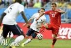 فرنسا وسويسرا 5 - 2 فيديو اهداف