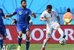 ايطاليا والأورجوي 1 - 0 فيديو اهداف