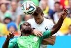 فرنسا ونيجيريا 2 - 0 فيديو اهداف