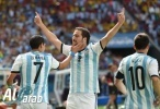 الأرجنتين وبلجيكا