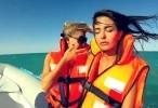رامز قرش البحر الحلقة 7 كاملة مع نوال الزغبي برنامج ترفيهي مقالب اثارة - رمضان 2014