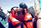 رامز قرش البحر الحلقة 10 كاملة مع  عبدالله مشرف برنامج ترفيهي مقالب اثارة - رمضان 2014