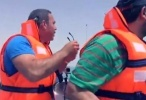 رامز قرش البحر الحلقة 11 كاملة مع برنامج ترفيهي مقالب اثارة - رمضان 2014